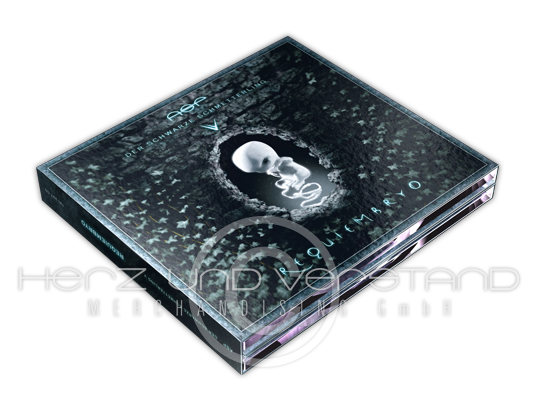 "Produktabbildung 2CD ""Requiembryo"""