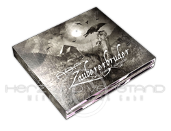 "Produktabbildung 2CD ""Zaubererbruder"" - DIGIPAK-Edition"